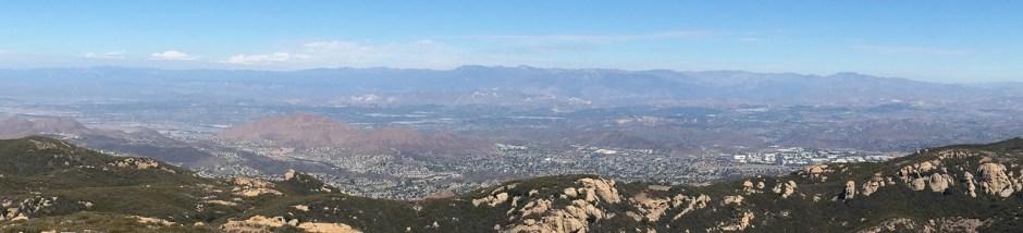 Sandstone Peak Overlook