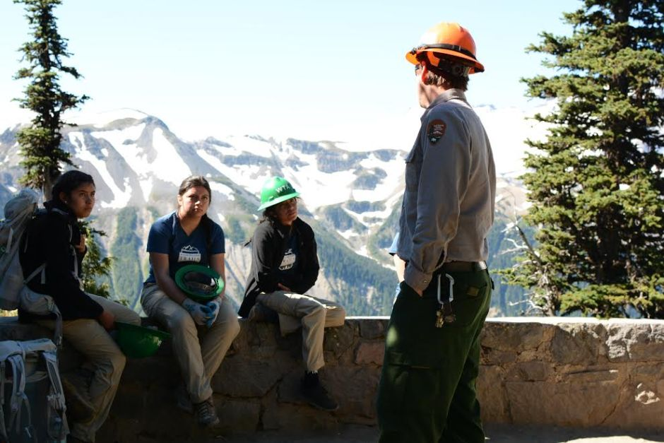 0b0b5728941a3d ... folks at Mt. Rainier National Park (including Ranger Orozco, Ranger  Annie, and Ranger Montgomery) who welcomes the crew to the park and  inspired several ...
