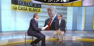 """""""El desorden en la Casa Blanca es un reflejo del propio Trump"""": analista republicano"""