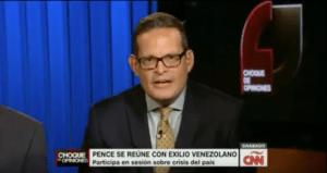 """""""Trump y la política con Venezuela"""" – Choque de Opiniones CNN en Español"""