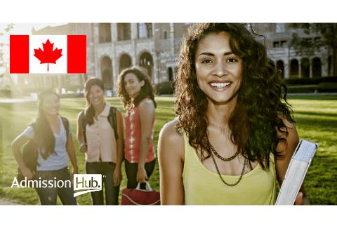 Estudiantes internacionales canada