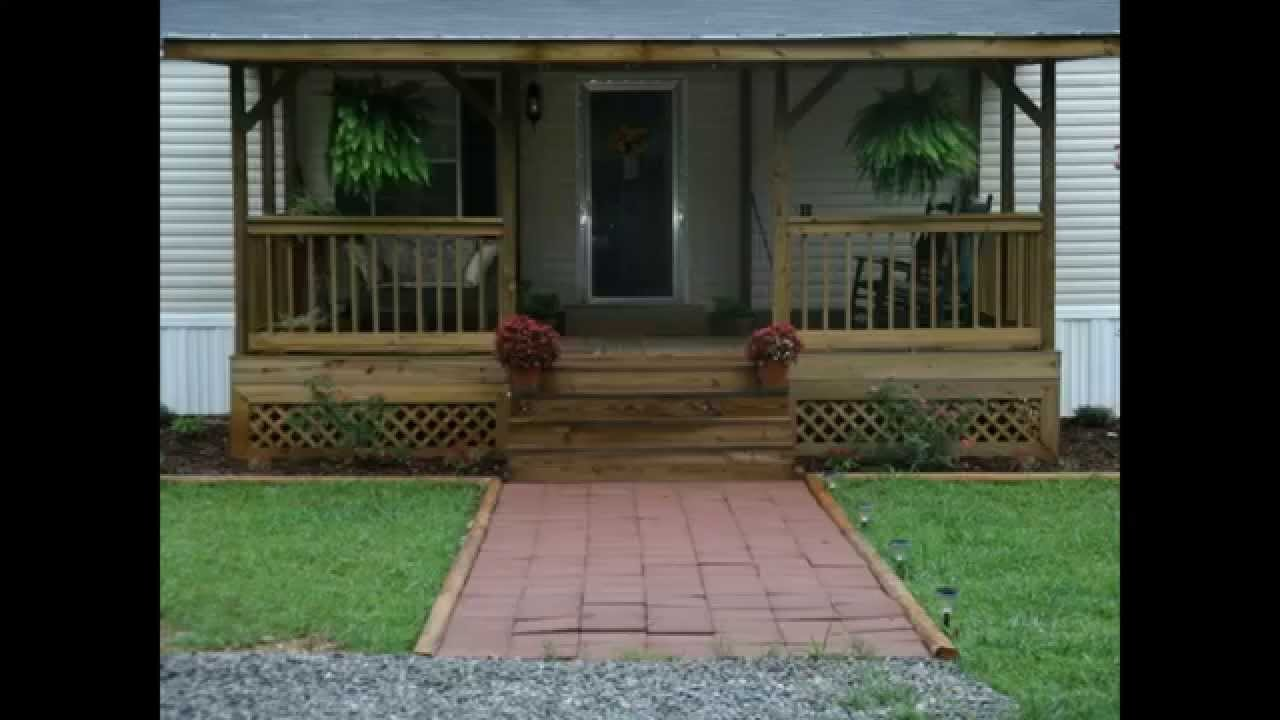 Back Deck Designs