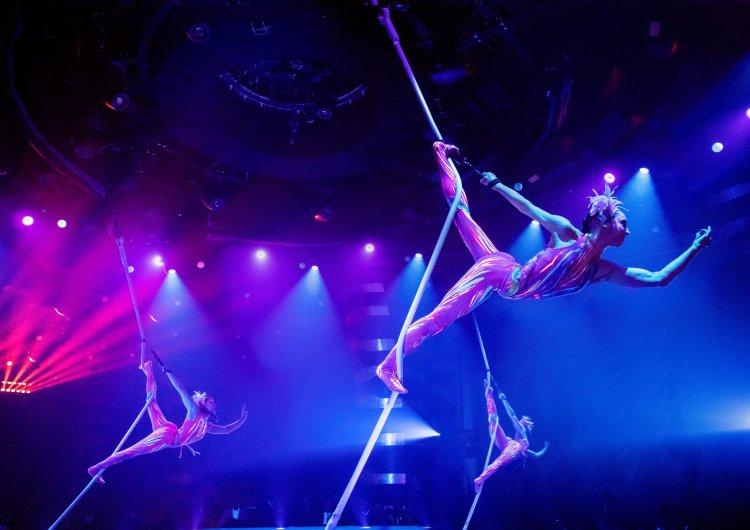 La compañía Cirque Du Soleil se declara en bancarrota y despide a 3 mil 500 empleados