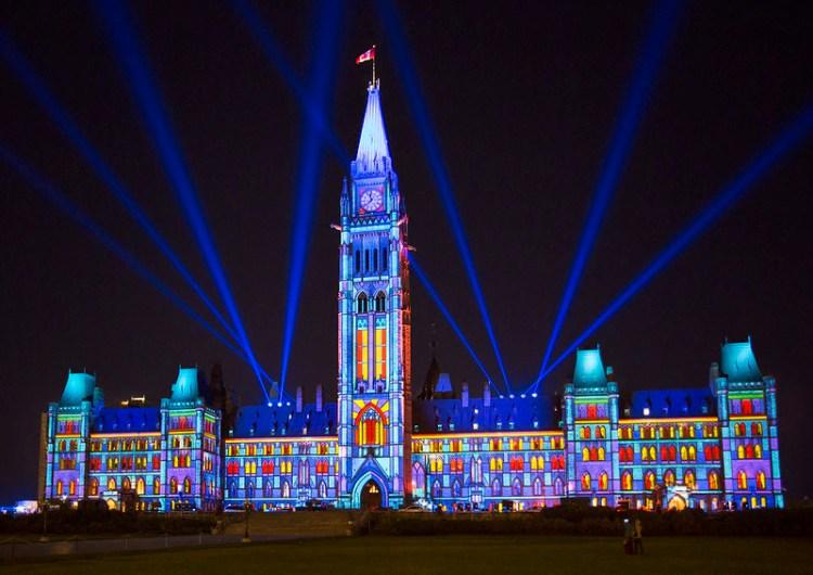 Este año el Northern Lights de Ottawa se realiza de manera virtual