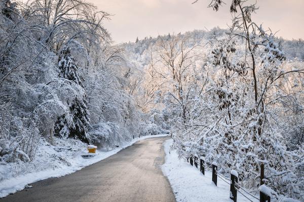 Partes de Ontario registrarán hasta 10 cm de nieve