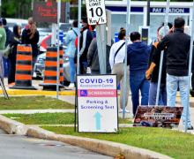 Detectan error en pruebas positivas a COVID-19 en Ontario