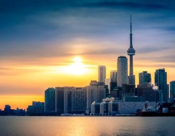 Toronto estuvo a 21°C y es el nuevo récord de temperatura más alta en primavera