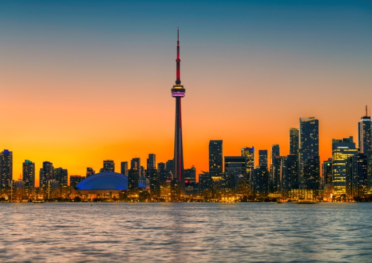 Una ola de calor se aproxima a Toronto con temperaturas de 40° C