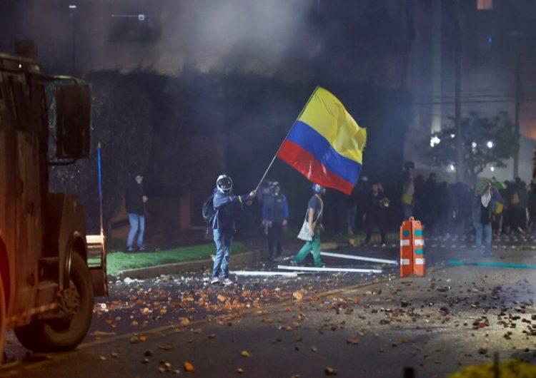 Protestas por reforma tributaria en Colombia dejan 21 muertos