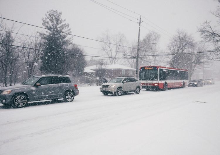 Se verán hasta 15 cm de nieve en algunas partes de Ontario