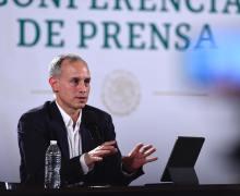 México sufre un tercer repunte de casos positivos de COVID-19
