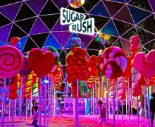 Sugar Rush, el lugar perfecto para mejorar tu Instagram