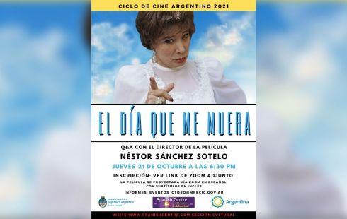 El Consulado General de la República Argentina en Toronto realiza el Ciclo de Cine Argentino