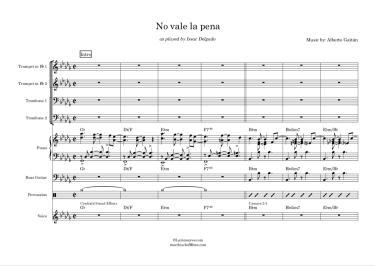 Professional Latin Sheet Music • LatinScores com