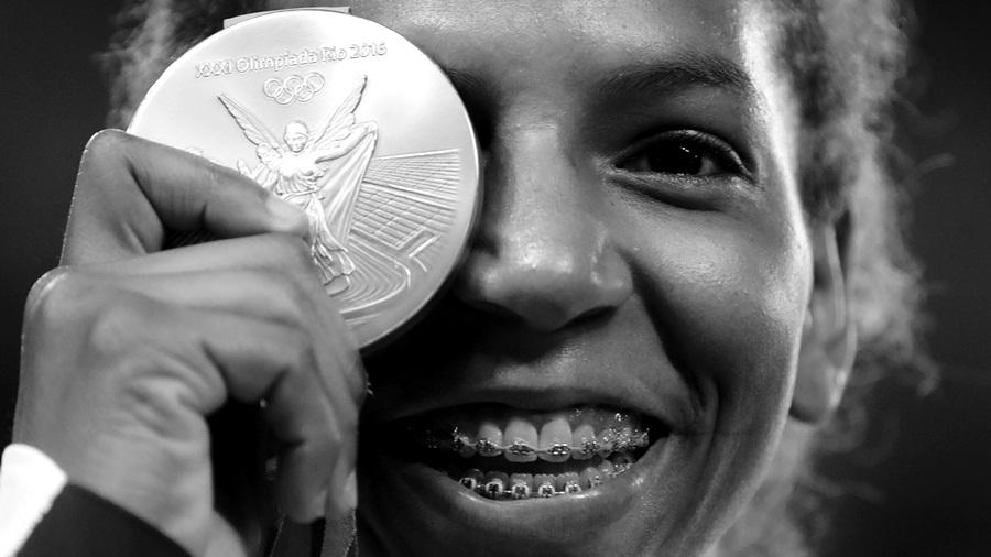 De la favela Ciudad de Dios a la cima del podio olímpico