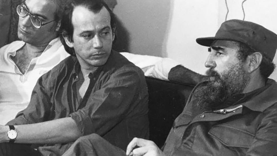 """""""Cuando escribí 'El necio' estaba pensando en Fidel"""""""