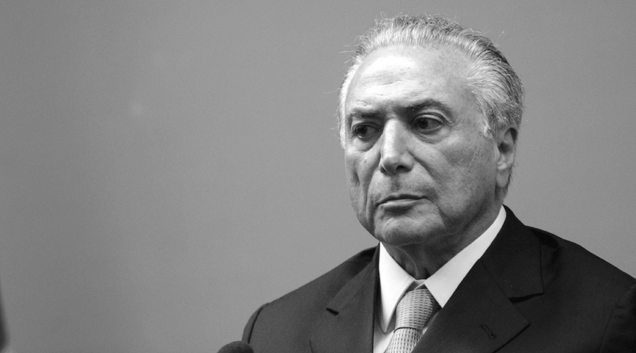 Movimientos Populares ingresan pedido de impeachment de Temer