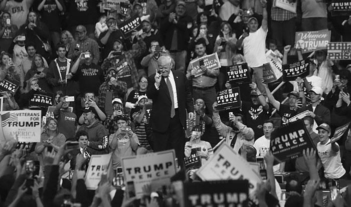 Republican Presidential Nominee Donald Trump Campaigns In Pennsylvania
