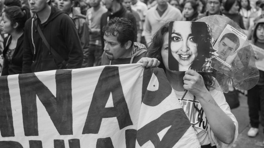 México: 855 fosas clandestinas y 30 mil personas desaparecidas en 9 años