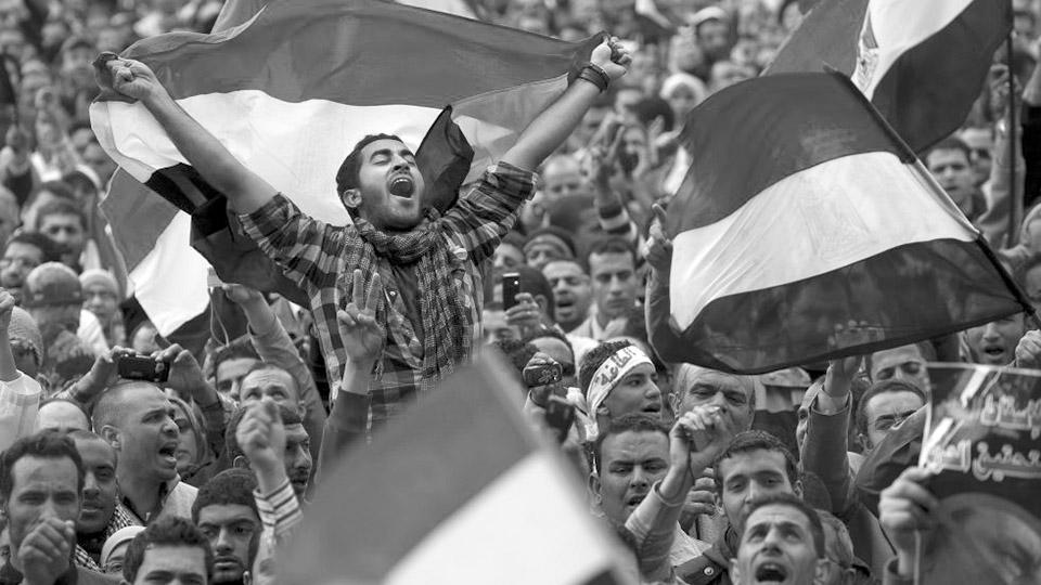 """""""Los árabes no deberían soñar con la libertad"""""""