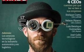 cover of Latin Trade Magazine - Trimester 2, 2017