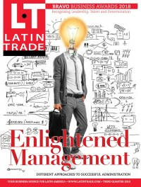 cover of Latin Trade Magazine - Trimester 3, 2018