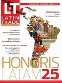cover of Latin Trade Magazine - Trimester 1, 2020