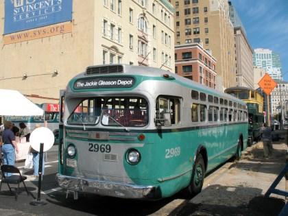 Jackie Gleason Bus