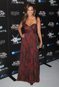 Kelly Brook on August 15, 2010 in Los Angeles, California.