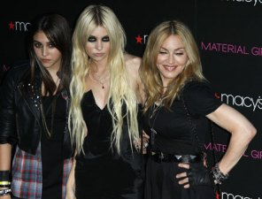 Lourdes, Taylor Momsen, and La Vadge