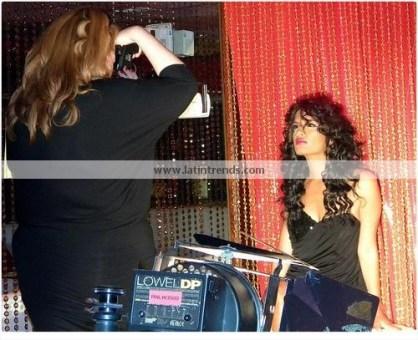 Rocsi Diaz Behind the Scenes 08