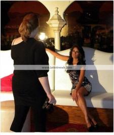 Rocsi Diaz Behind the Scenes 21