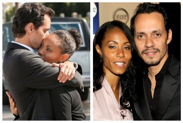 And Marc Anthony Jada Smith