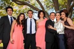 (left to right) George Contreras, Ana Ayora, Rob Mayes, Mercedes Renard, Tony Plana, Sonia Braga and Saundra Santiago.