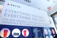 Delta Air Lines Celebrates The Opening Of T4X A Preview Of Delta's New Terminal 4 At JFK