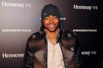 The Game actor Jay Ellis