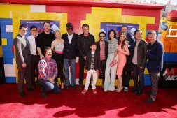 Warner Bros. Pictures Los Angeles Premiere 'The Lego Movie'