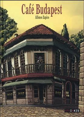 Café Budapest, Alfonso Zapico