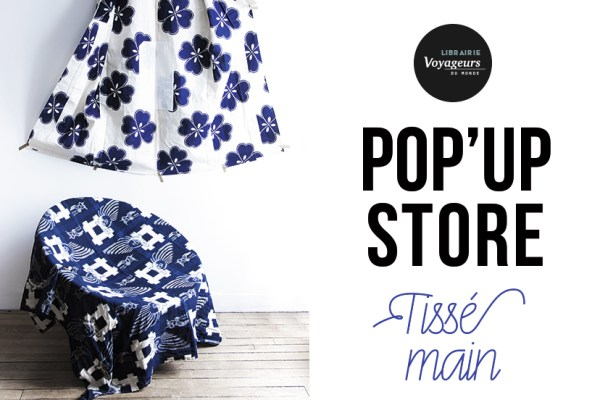 POP'UP STORE - TISSE MAIN du samedi 3 au samedi 10 décembre