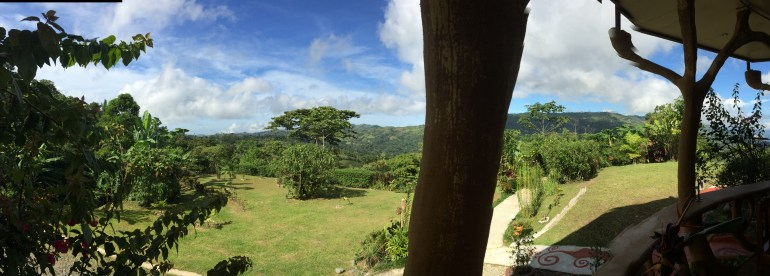 casa-botania Running for the Border Costa Rica Panama The Expat Life