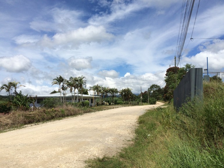 road2 Running for the Border Costa Rica Panama The Expat Life