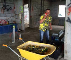 cerveza Raising the Roof, Panamanian-Style! Boquete Panama The Expat Life