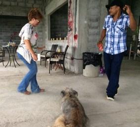 dancing Raising the Roof, Panamanian-Style! Boquete Panama The Expat Life