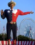 big-tex Boquete Puts On a Show Boquete Panama Fairs and Festivals