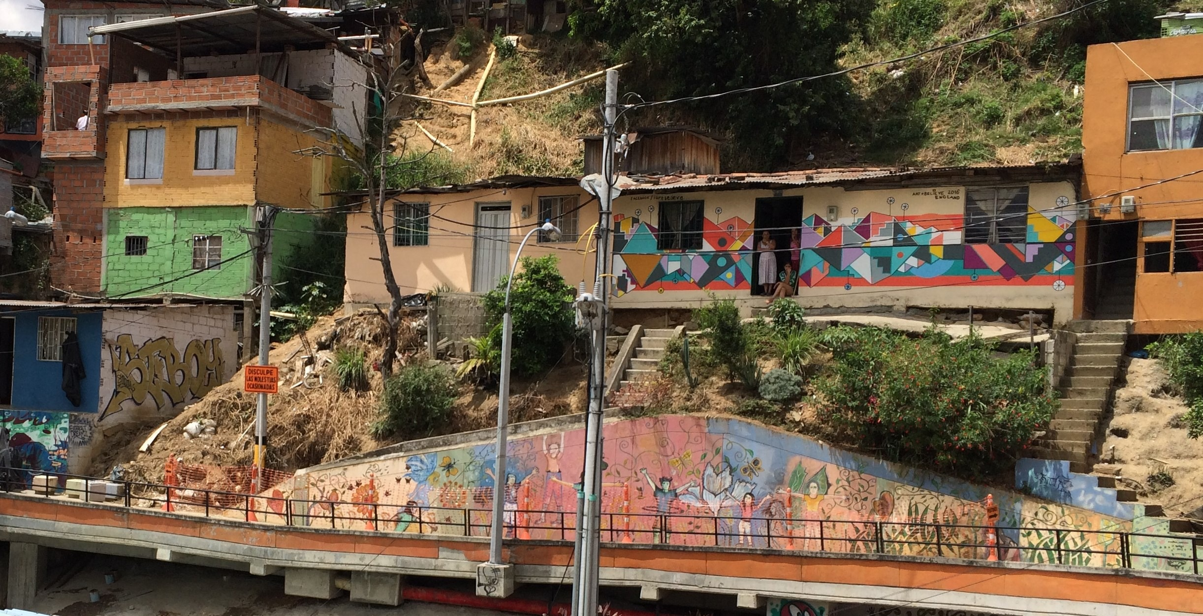 img_1715 Electric Stairs and Public Art:                   Building Community in Medellin Colombia Medellin
