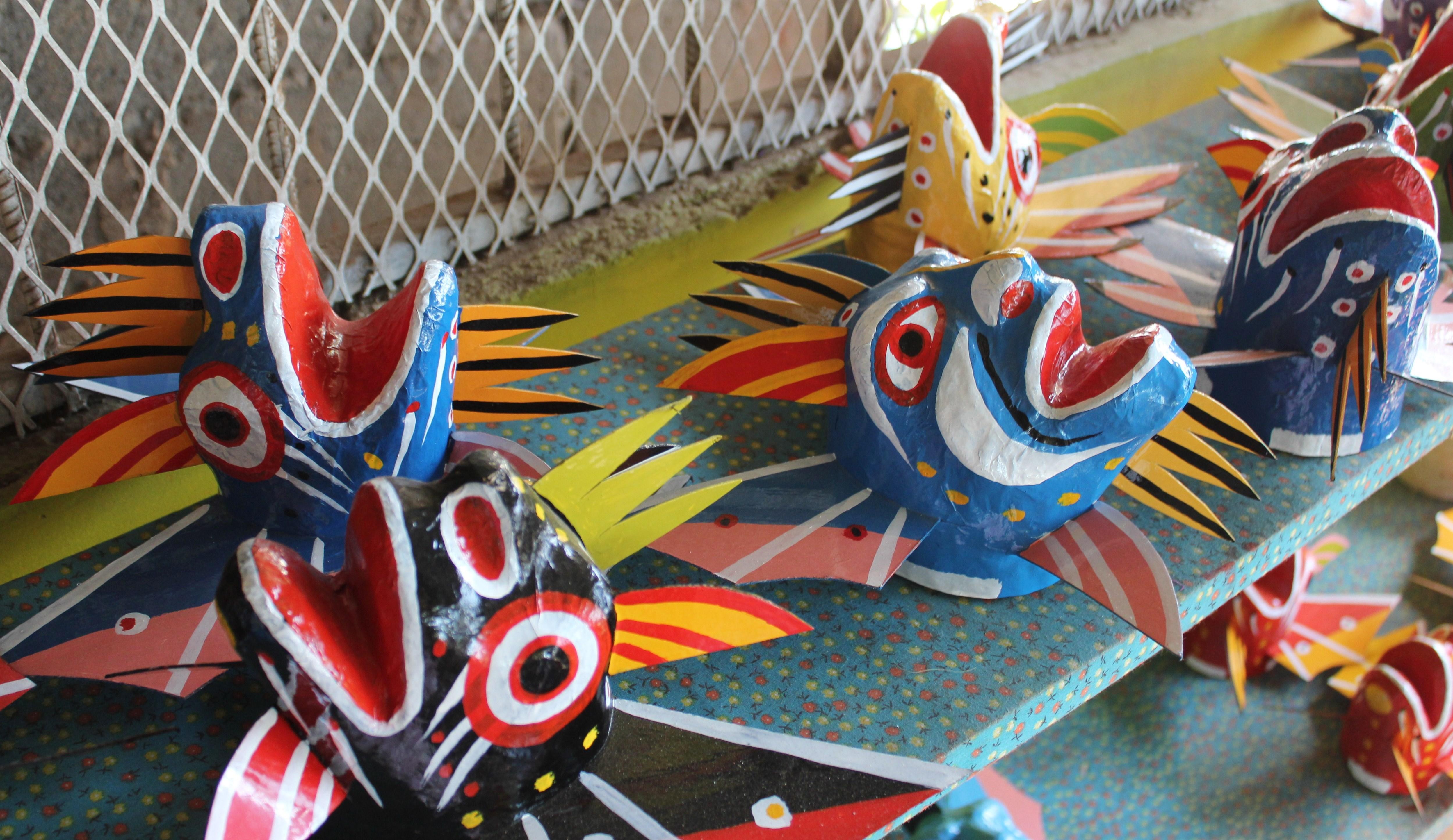 azuero-masks A Panama Road Trip Panama Panama Fairs and Festivals