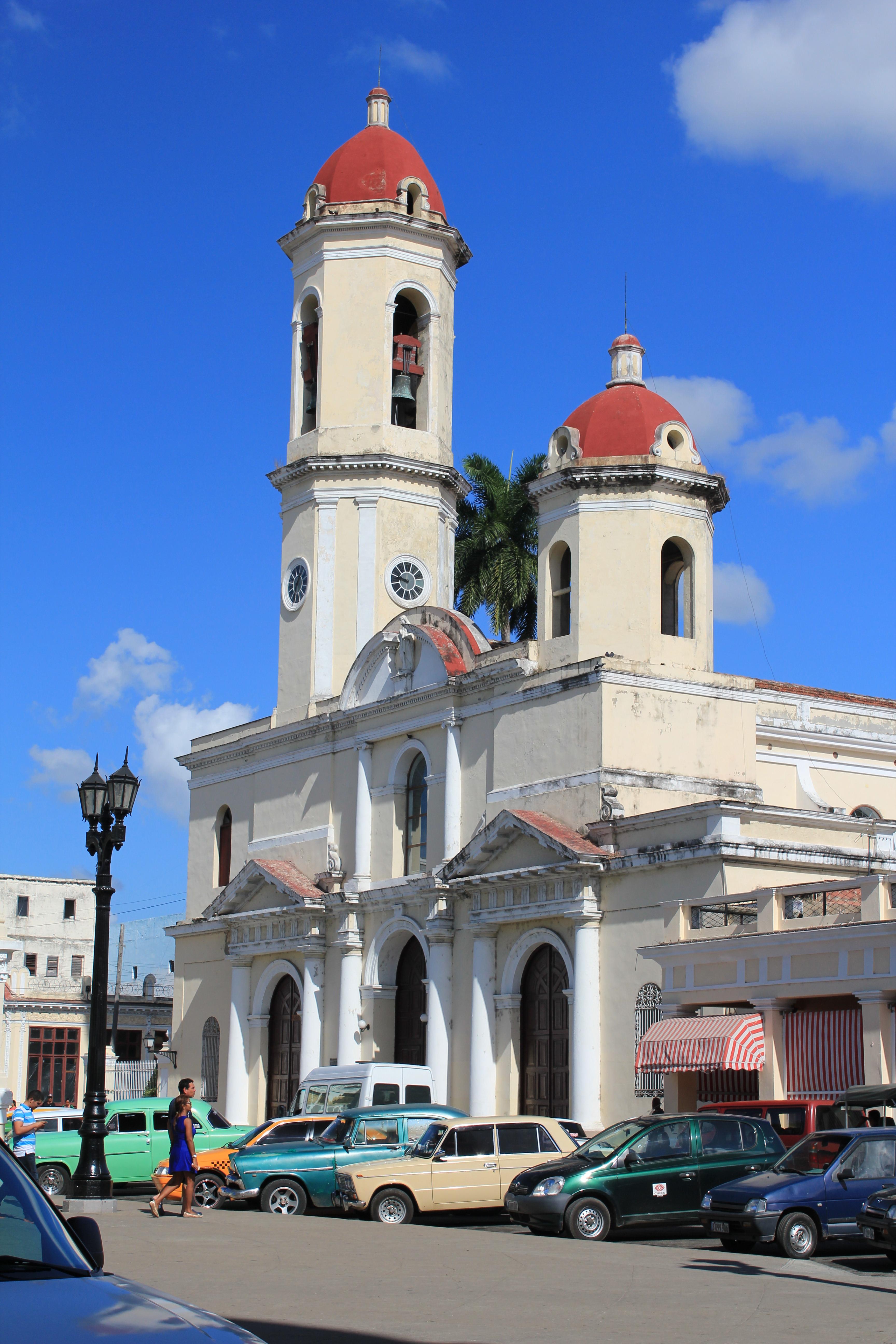 Church-Cienfuegos A Cuban Road Trip, Part 1 - Cienfuegos Cienfuegos Cuba