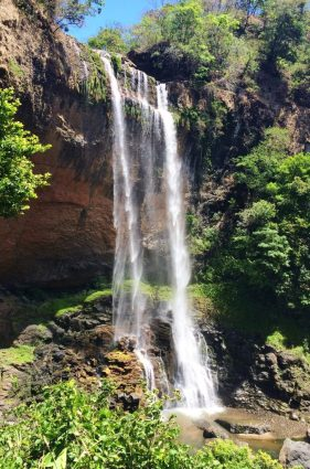 Fabulous-KiKi-Falls-677x1024 UPDATED! Our Favorites in Boquete, Panama Boquete Panama The Expat Life
