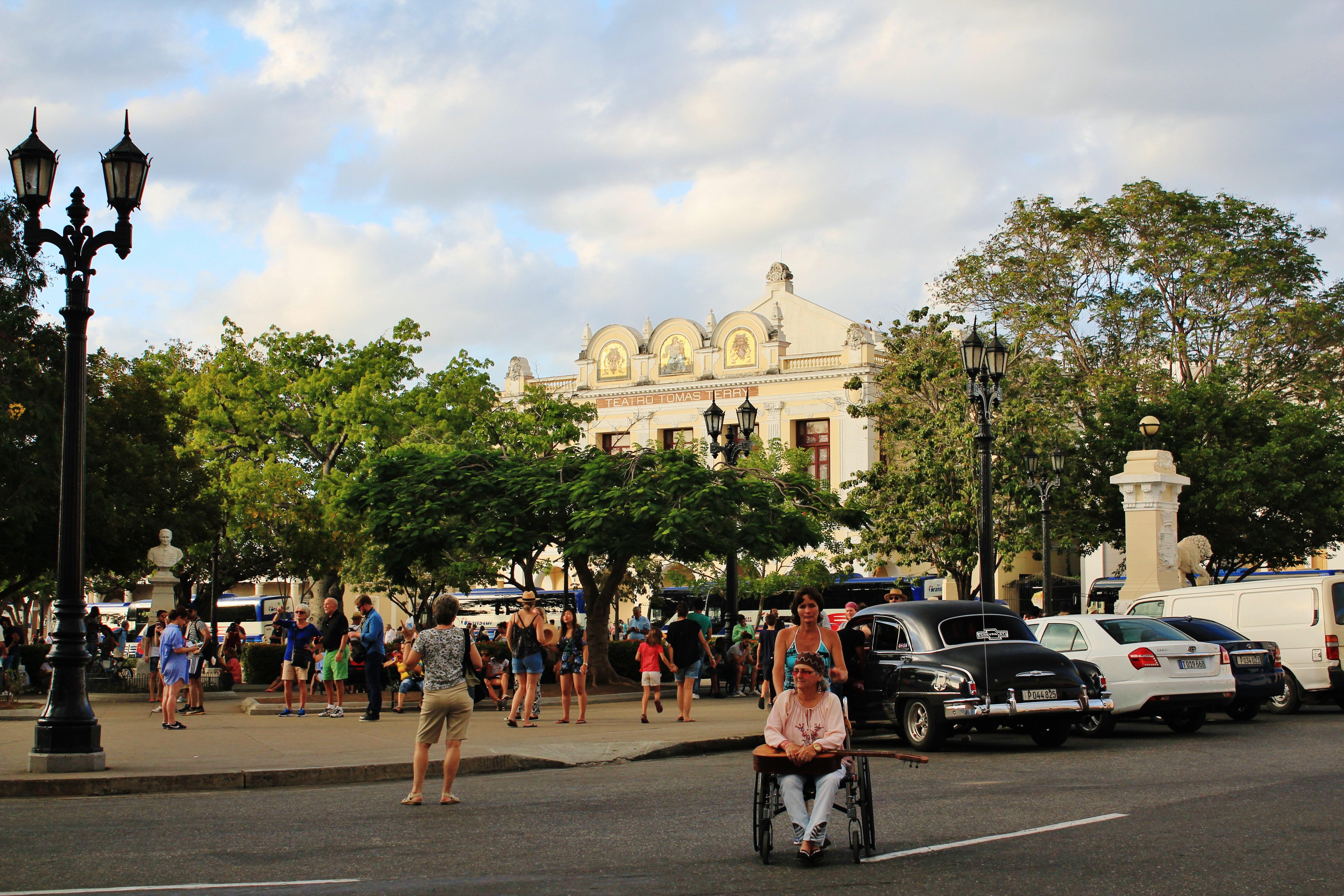 Plaza-Marti-Cienfuegos-2 A Cuban Road Trip, Part 1 - Cienfuegos Cienfuegos Cuba