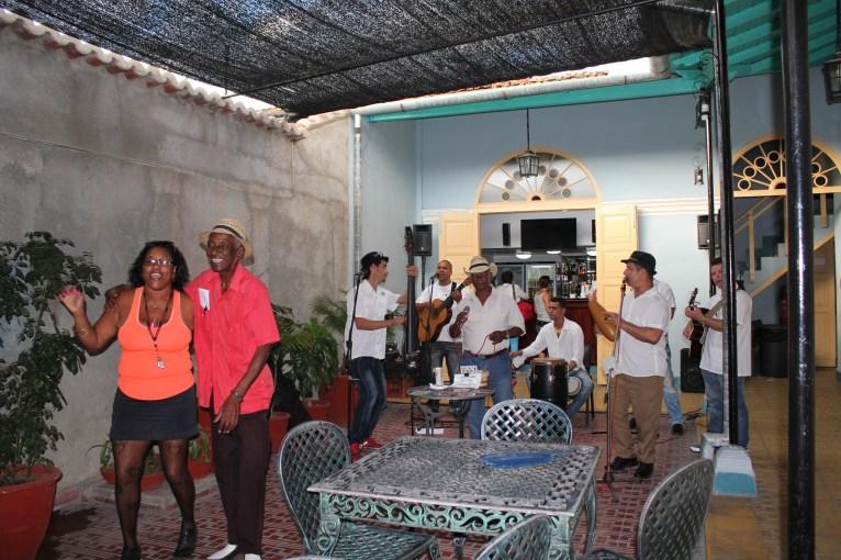 Salsa-Cienfuegos A Cuban Road Trip, Part 1 - Cienfuegos Cienfuegos Cuba